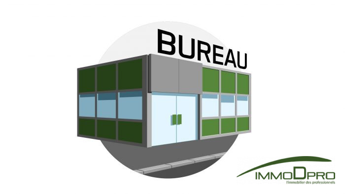 Bureau à vendre Dieppe Centre ville Dieppe
