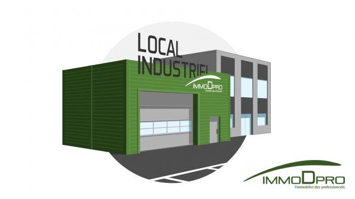 Local industriel à vendre Dieppe 76200