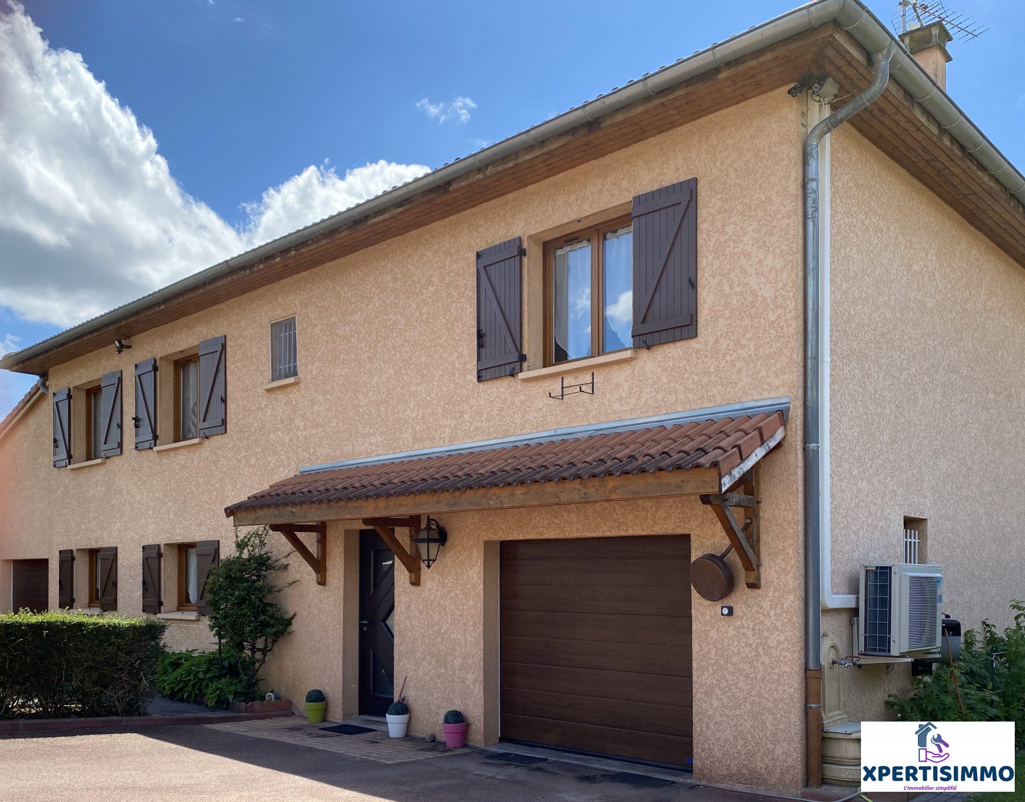 6 pièces 186 m² Maison
