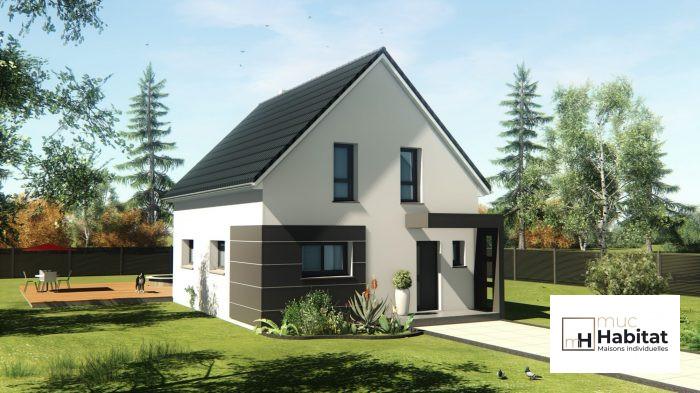 Maison individuelle 95m² avec  sous sol