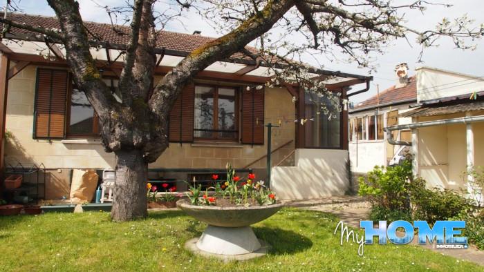 Maison 4 pieces avec jardin my home immobilier cergy - Chambre de commerce de pontoise ...