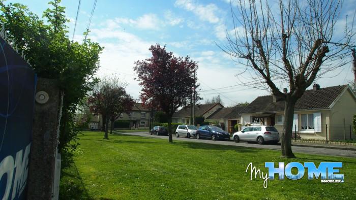 Maison 4 pieces avec jardin my home immobilier cergy - Chambre de commerce pontoise ...