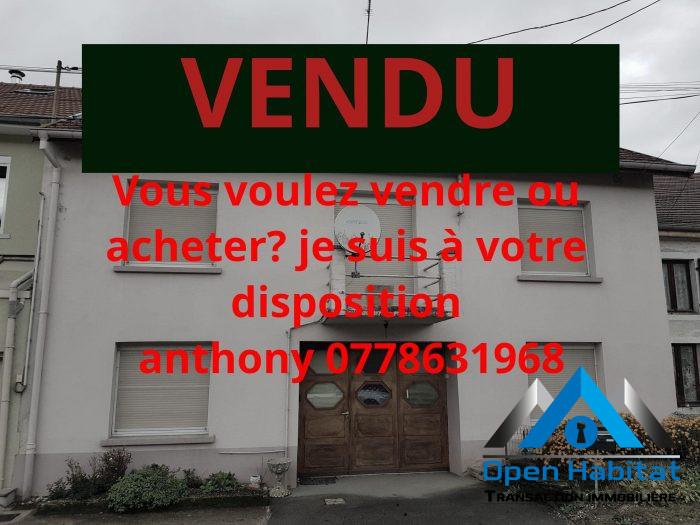 VenteMaison/VillaSAINT-MAURICE-COLOMBIER25260DoubsFRANCE