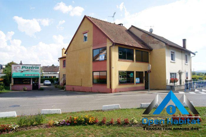 VenteBureau/LocalCOURCELLES-LES-MONTBELIARD25420DoubsFRANCE