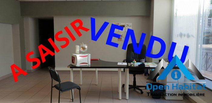 VenteBureau/LocalCLERVAL25340DoubsFRANCE