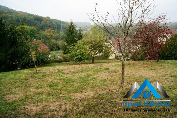 Vente Terrain MANCENANS 25250 Doubs FRANCE