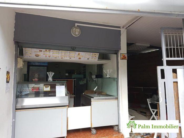 Fonds de commerce  ST BENOIT LYCÉE NELSON MANDELA  pièces 36 m²