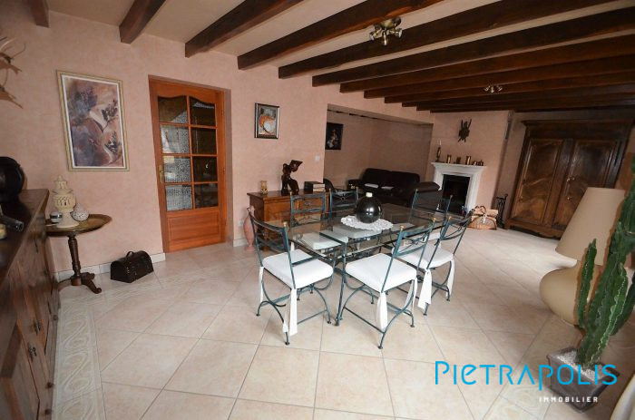 8 MNS DE CUBLIZE - MAISON RENOVEE - 3 CHBRES (POSSIBLE PLUS) - TERRAIN