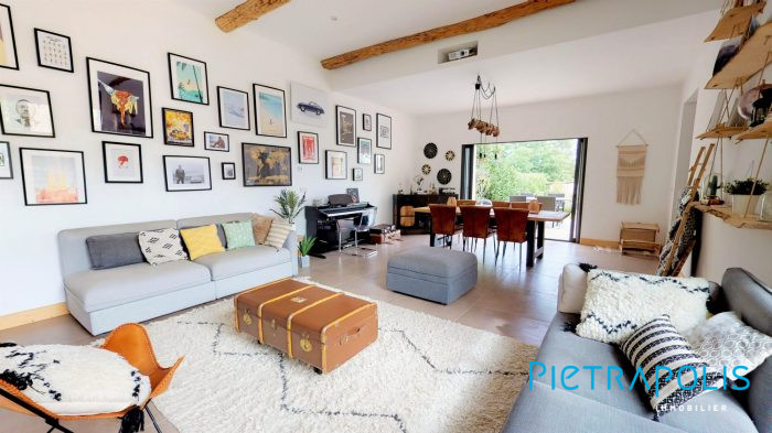 Maison ancienne L\'Isle-d\'Abeau 154 m²