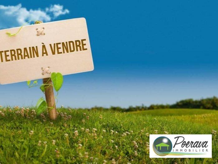 VenteTerrainTARAVAO98719Polynésie FrançaiseFRANCE