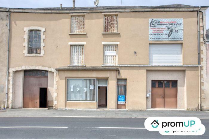 VenteBureau/LocalARGENTON-SUR-CREUSE36200IndreFRANCE