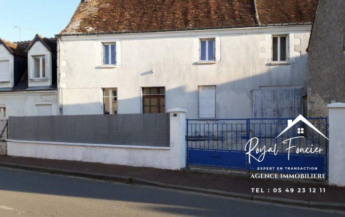 VenteMaison/VillaLOCHES37600Indre et LoireFRANCE