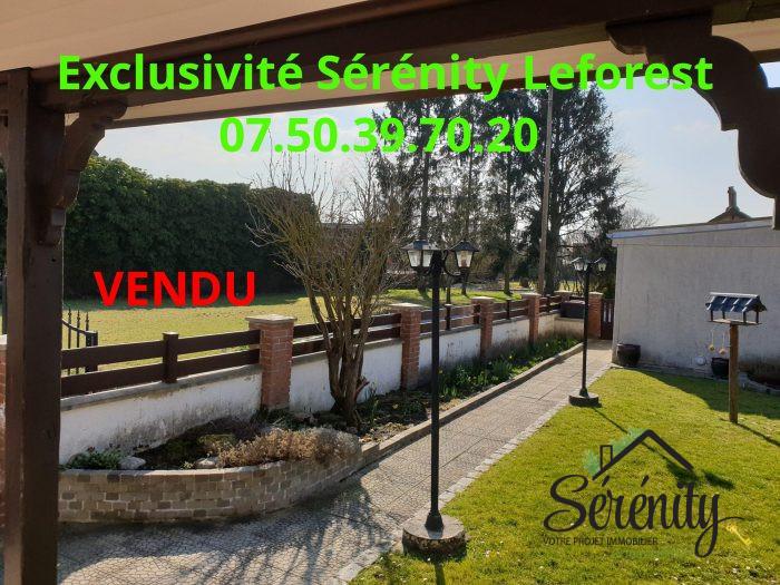 VenteMaison/VillaLEFOREST62790Pas de CalaisFRANCE