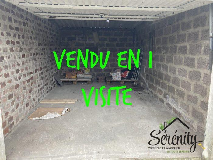 VenteGarage/ParkingHENIN-BEAUMONT62110Pas de CalaisFRANCE
