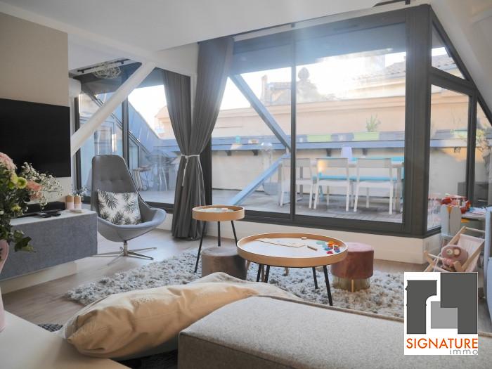 photo de MONTPELLIER COMEDIE Appartement 4 pièces  Dernier Etage avec Terrasse
