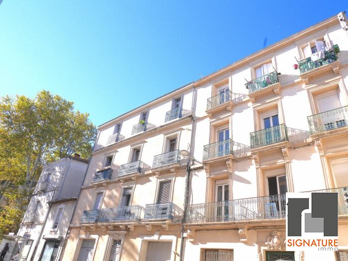 photo de Montpellier Centre Historique / Gambetta Appartement 2 pièces en rez-de-chaussée sur rue