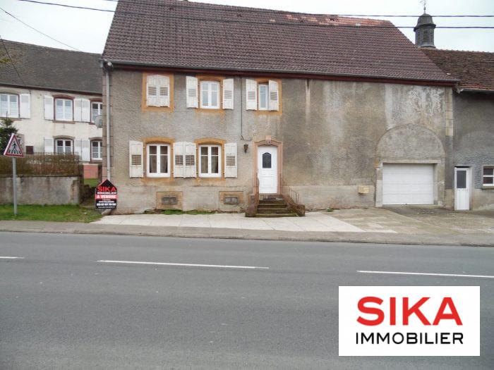 photo de Maison à vendre Mittelbronn