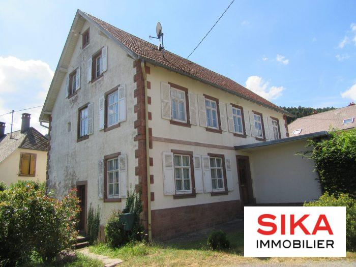 photo de Maison à vendre Wangenbourg