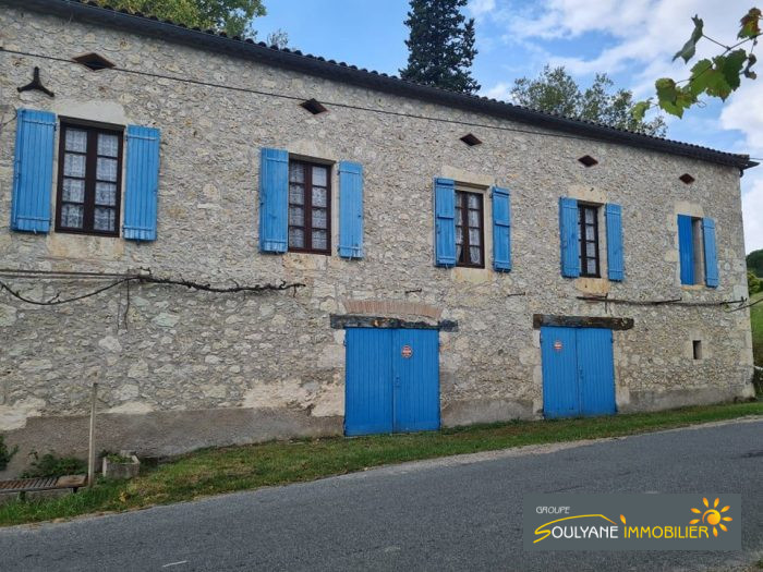 VenteMaison/VillaHAUTEFAGE-LA-TOUR47340Lot et GaronneFRANCE