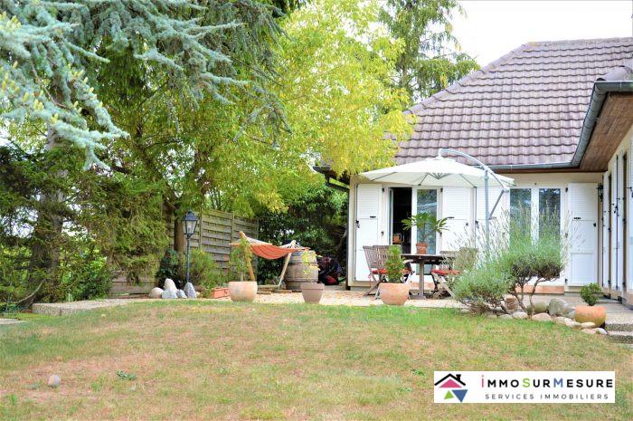 Maison plain-pied île de France - IMMOSURMESURE, Réseau coaching ...