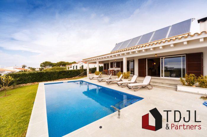 photo de Villa avec piscine pour 7 personnes à  Minorque