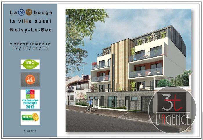 VenteAppartementNOISY-LE-SEC93130Seine Saint DenisFRANCE