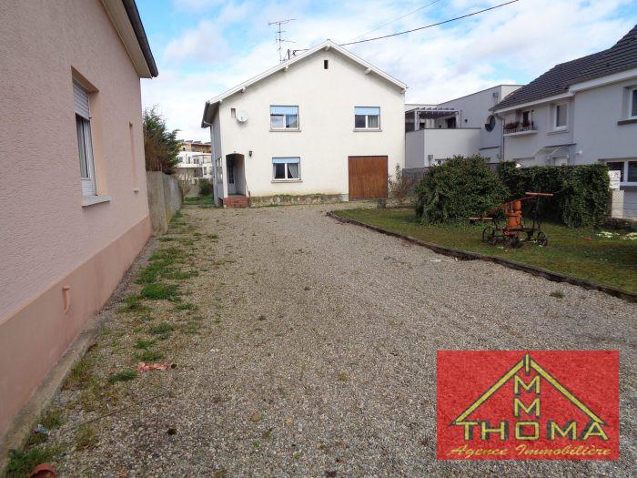 VenteMaison/VillaSIERENTZ68510Haut RhinFRANCE