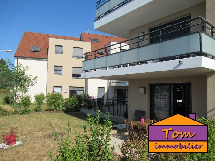 MAGNIFIQUE REZ-DE-JARDIN - Tom Immobilier, agence ...