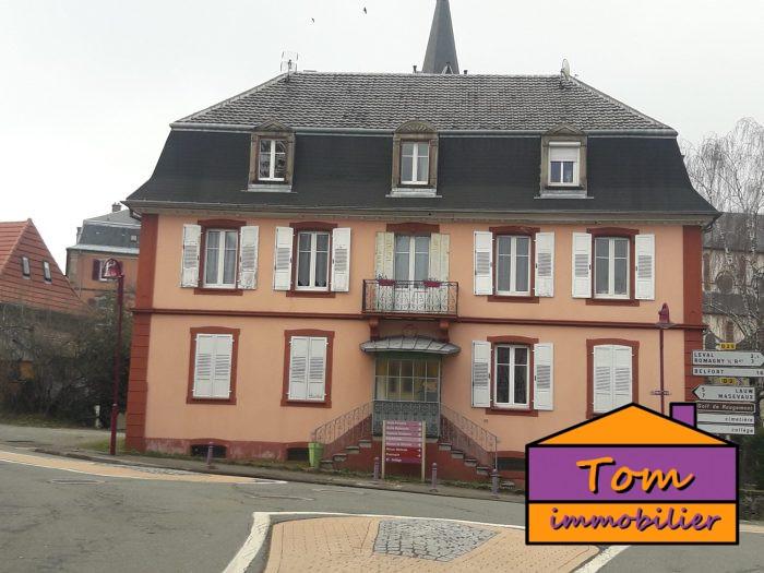 VenteImmeubleROUGEMONT-LE-CHATEAU90110Territoire de BelfortFRANCE