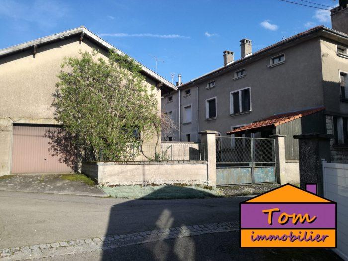 VenteMaison/VillaMOYENVIC57630MoselleFRANCE