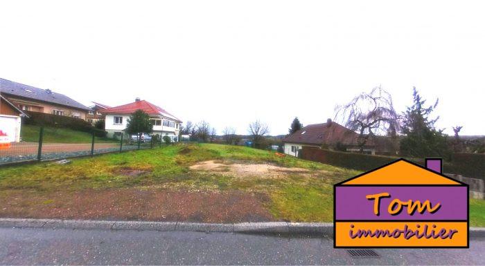 VenteTerrainBERMONT90400Territoire de BelfortFRANCE