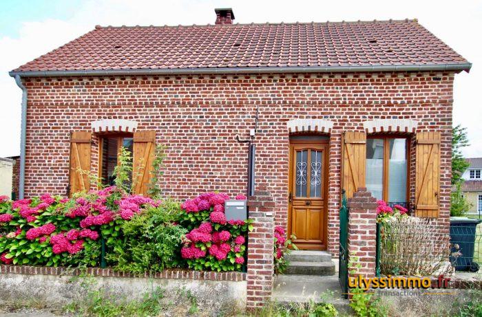 photo de Maison à vendre Marcelcave
