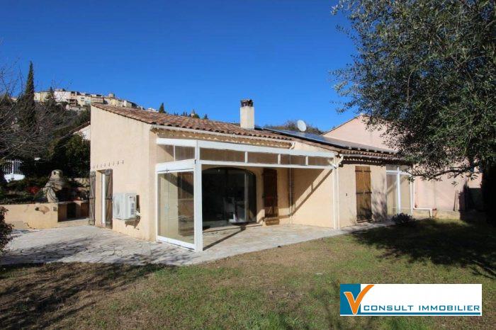 Location annuelleMaison/VillaCALLIAN83440VarFRANCE