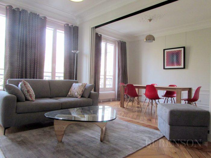 photo de 75008 Batignolles  3 pièces Meublé 92 m²