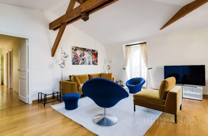 photo de 75016 meublé 4/5 pièces 115m² 2 terrasses