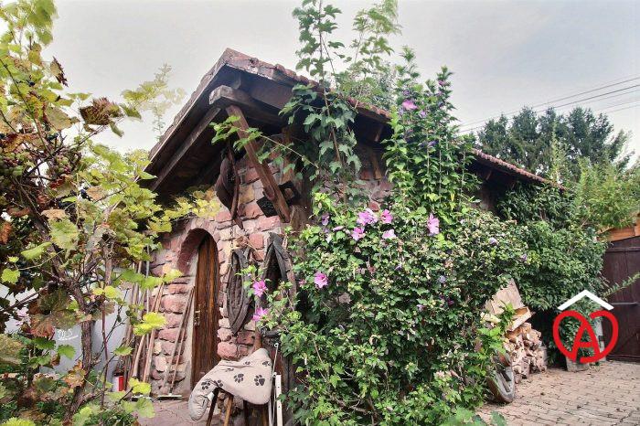photo de Maison alsacienne avec dépendance