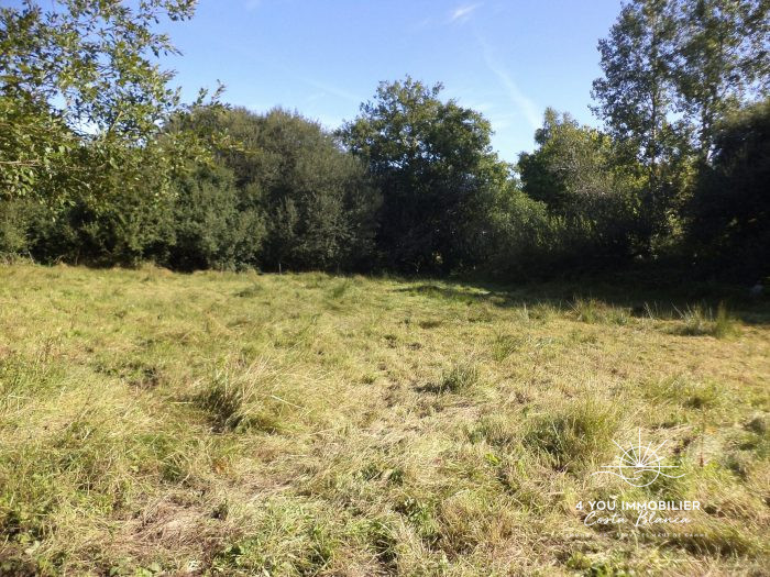 photo de Terrain constructible viabilisé 1600m²