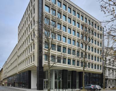 RG invest guimard bureaux locaux à bruxelles en belgique location bureau
