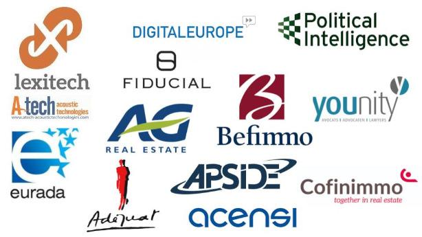 RG Invest immobilier d entreprises clients à bruxelles en belgique