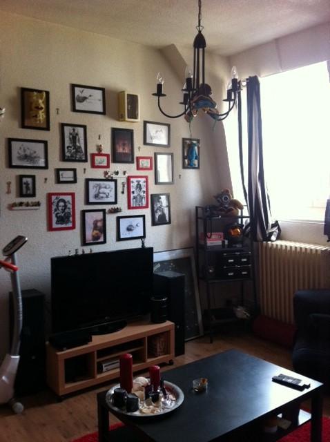 Appartement Dijon  61 m² 3 pièces