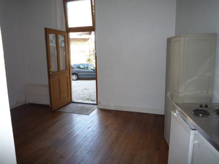 Appartement  T3 dans un immeuble ancien