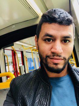 Négociateur Jalal Khoubza-Wolf