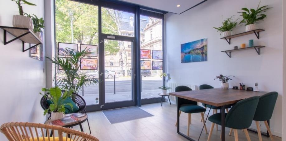 L'agence tailor immo située 26 rue Servient 69003 Lyon